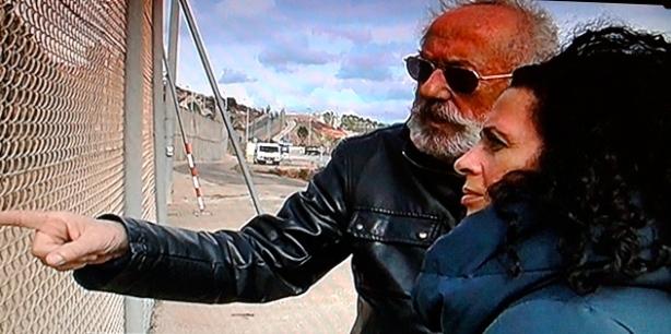 La casa de Miguel Ángel está al otro lado de la valla. Vive en Marruecos y paga impuestos en Melilla.